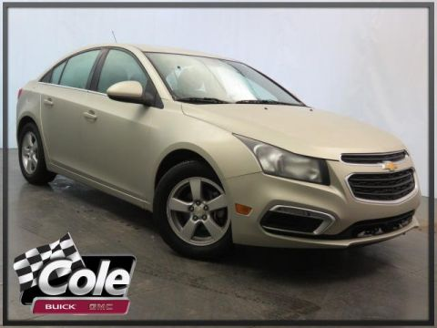 Certified Used Chevrolet Cruze 4dr Sdn Auto 1LT