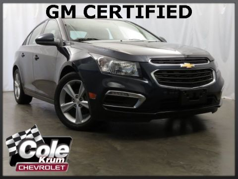 Certified Used Chevrolet Cruze Limited 2LT