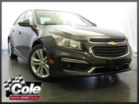Certified Used Chevrolet Cruze 4dr Sdn LTZ