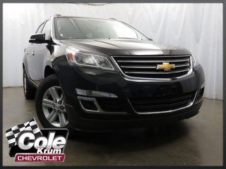 Certified Used Chevrolet Traverse LT