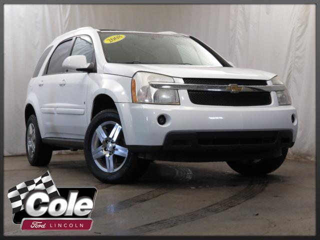 Used Chevrolet Equinox AWD 4dr LT