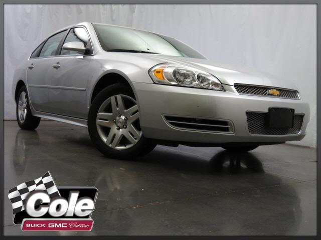 2014 Chevrolet Impala Limited 4dr Sdn LT