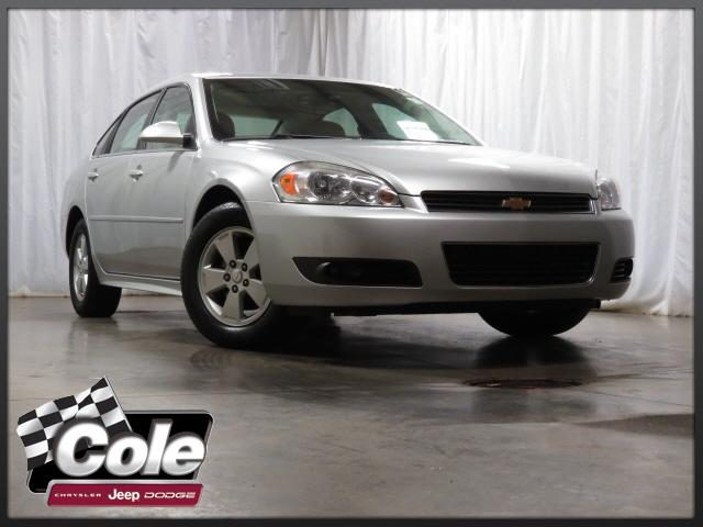 Used Chevrolet Impala 4dr Sdn LT