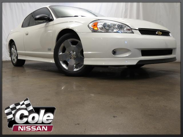 Used Chevrolet Monte Carlo 2dr Cpe SS