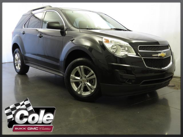 Certified Used Chevrolet Equinox FWD 4dr LT w/1LT
